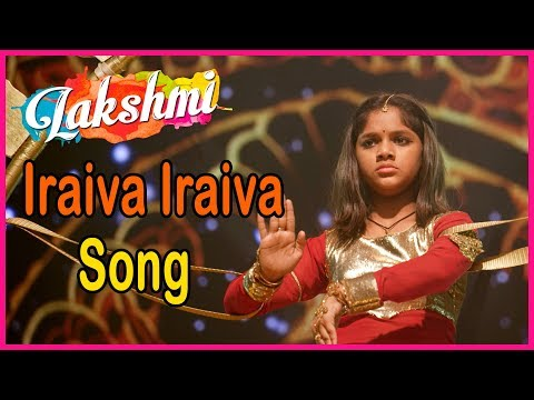 The  Dance Finale | Lakshmi Tamil Movie |...