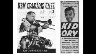 Henry Red Allen 1959 L.A. & Kid Ory - Christopher Columbus (audio+info)
