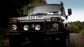 Top Gear Русские Тачки Чайка, Нива