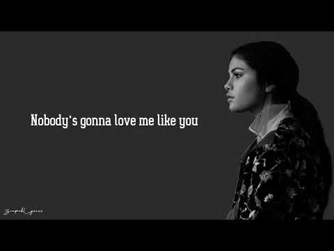 Selena Gomez - Nobody (Lyrics)