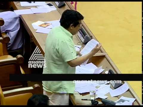 MK Muneer's speech at Kerala Assembly special session - 30 AUG 2018