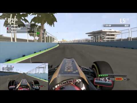F1 2011 Coop Season 4 Europe