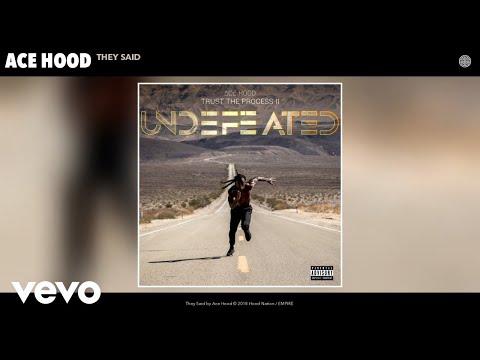 Ace Hood - They Said (Audio)