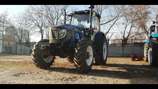обзор трактора LOVOL 1304