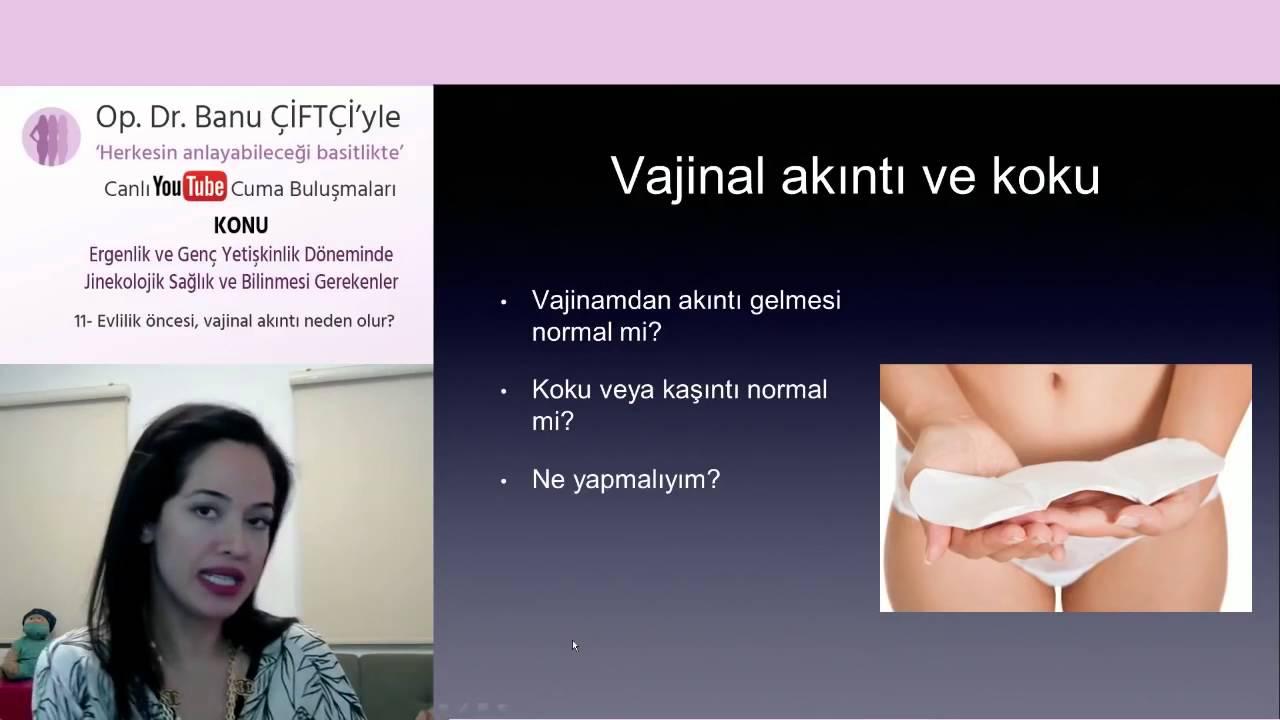 Vajina Akıntısı Neden Olur Nasıl Geçer
