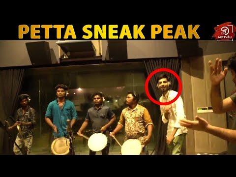 Sema Kuthu Sneak Peak | Peta | Rajinikanth | Anirudh