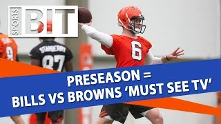 Traded Pitchers Trends & NFL Preseason Big Game Breakdown | Sports BIT | Thursday, Aug. 16