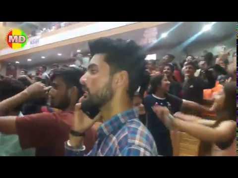 Diwan siwan live udaan 2k18 seema college with jankhar band