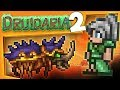 Terraria Season 2 #12 - We Fight Two Bosses In Ten Minutes