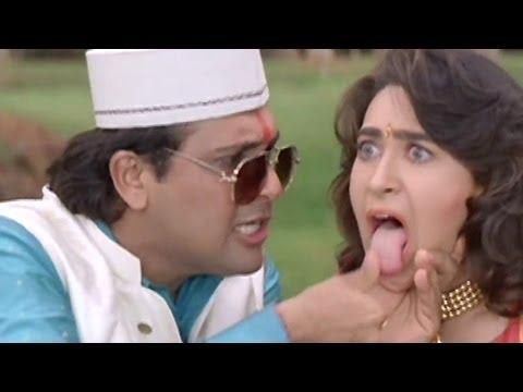 Raja Babu - Full Movie in 15 Mins   Govinda, Karisma Kapoor   Bollywood Hit Film