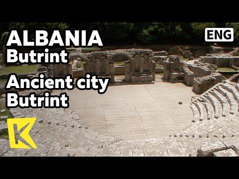 【K】Albania Travel-Butrint[알바니아 여행-부트린트]고대 도시 부트린트/Ancient city/Unesco/Historic site