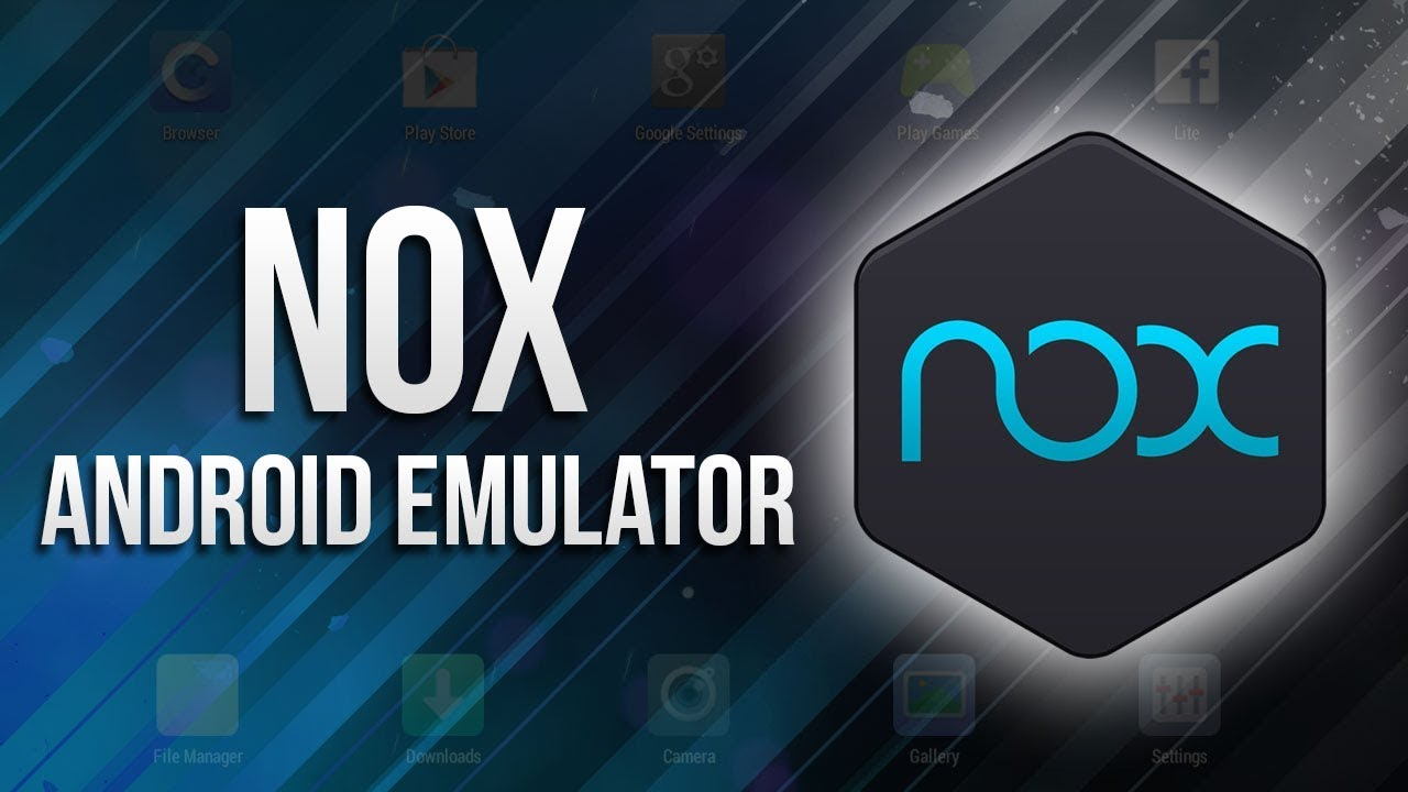 NOX App Player installation & configuration tutorial (Android