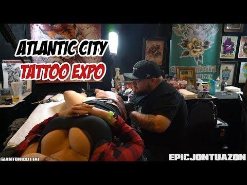Atlantic City Tattoo Expo 2018 | Drawin' the Wild Card
