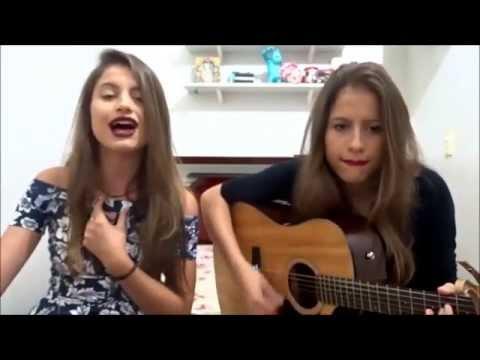 Jorge e Mateus - Pergunta Boba - cover Júlia e Rafaela