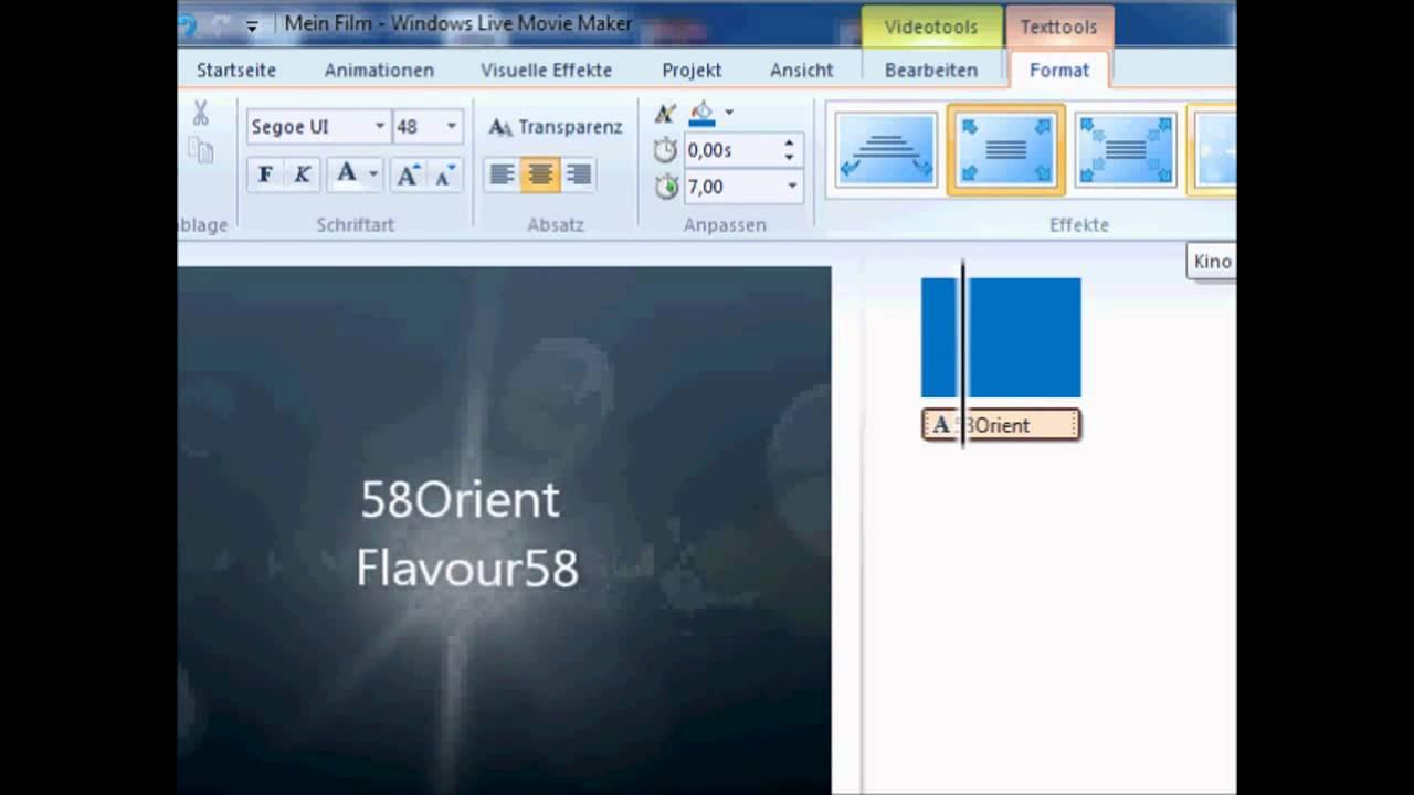 Erfreut Windows Movie Maker Vorlagen Bilder - Entry Level Resume ...