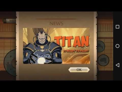 Shadow Fight 2 Titan Chapter 3