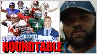 ☆SPECIAL☆ ROUNDTABLE DISCUSSION: 2018 NFL Draft Recap; Kris Richard Speaks; Free Agent Moves & More!