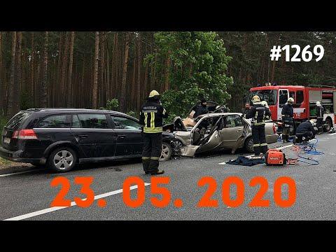 ☭★Подборка Аварий и ДТП от 23.05.2020/#1269/Май 2020/#авария