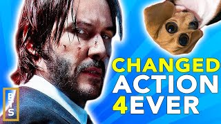 John Wick Changed Action Movies And Nobody Noticed