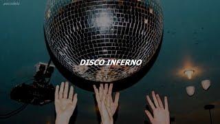 Tina Turner - Disco Inferno「  Español 」