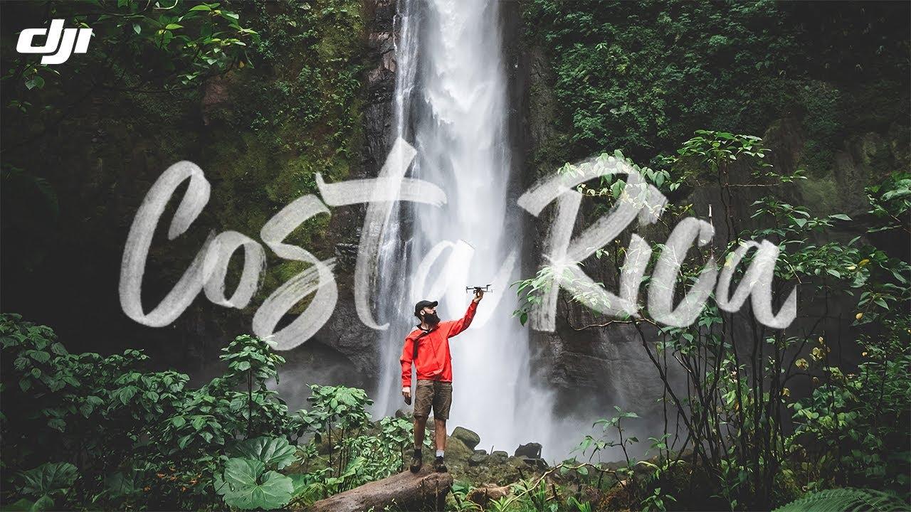 DJI Air 2S - Exploring Costa Rica's Jungle #shorts