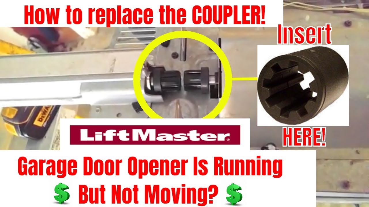 Liftmaster Sears Craftsman 25C20 Screw Drive Sprocket Coupler K025C0020