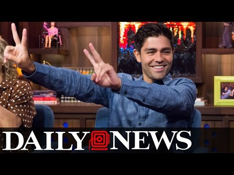 Adrian Grenier reacts to former 'Bachelor' winner's comment about his penis size