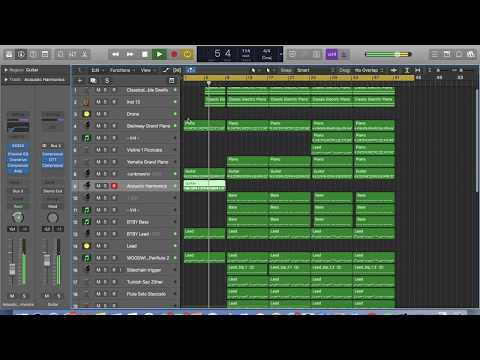 How To: Kygo - Born To Be Yours (Logic Pro Remake)