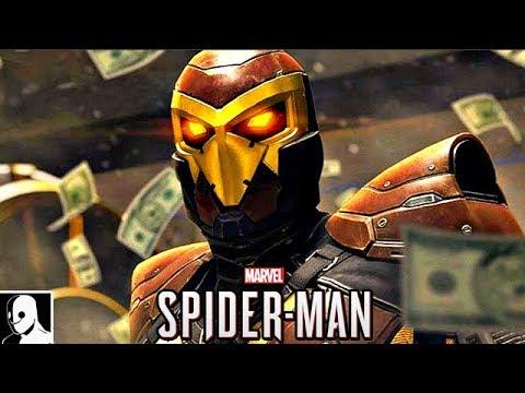 Spider-Man PS4 Gameplay German #8 - Shocker Boss Fight - Lets Play Marvels Spiderman Deutsch