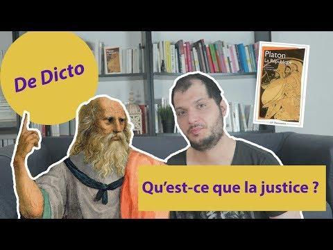 Platon - La République - De Dicto #13