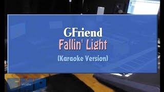 여자 친구-Fallin 'Light (KARAOKE VERSION)