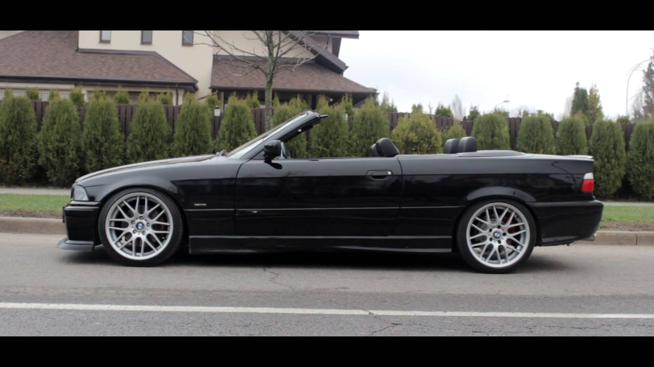 bmw e36 cabriolet youtube. Black Bedroom Furniture Sets. Home Design Ideas