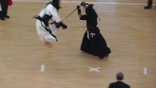 16thwkc 世界剣道選手権大会 男子団体 一本集