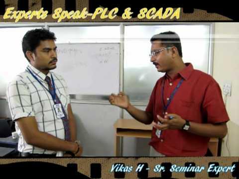 PLC & SCADA training | Industrial automation training | PLC training | SCADA training