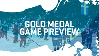 Gold Medal Game Preview | #IIHFWorlds 2017
