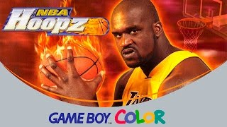 NBA Hoopz [Game Boy Color]