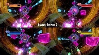 Fuzion Frenzy 2 Xbox 360 Tournament Playthrough - Try Again Xbox