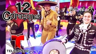 12 Corazones💕: Tribute To Vicente Fernandez | Full Episode | Telemundo English