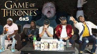 """Hold The Door!  Game of Thrones Season 6 Episode 5 """"The Door"""" REACTION/REVIEW"""
