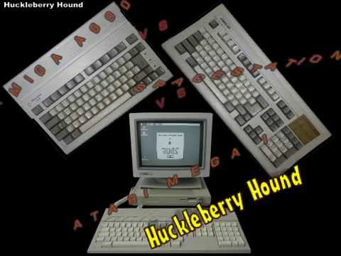 Huckleberry Hound In Hollywood Capers - Porovnání ve 2 minutách