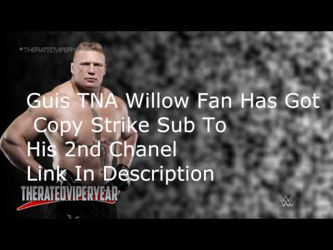 Sub To TNA Willow Fan 2nd Chanel