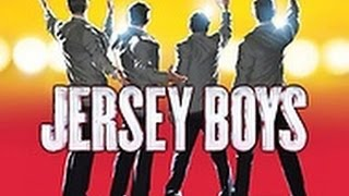 Jersey Boys The Musical - Broadway / West End / Las Vegas - Frankie Valli & The Four Seasons