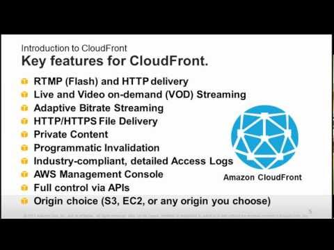 Content Delivery using Amazon CloudFront
