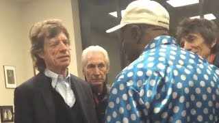 The Rolling Stones come to Buddy Guy's Legends