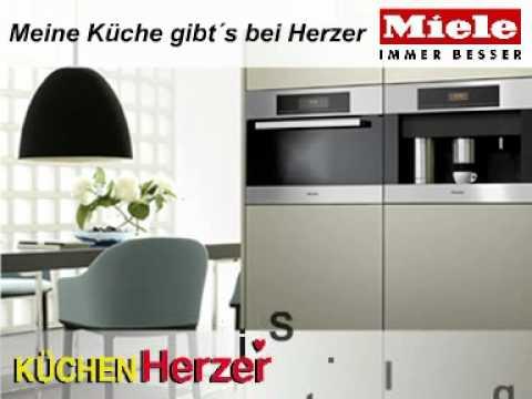 Küchen Herzer Miele St. Ingbert Videowall Saarbrücken Avi - Youtube