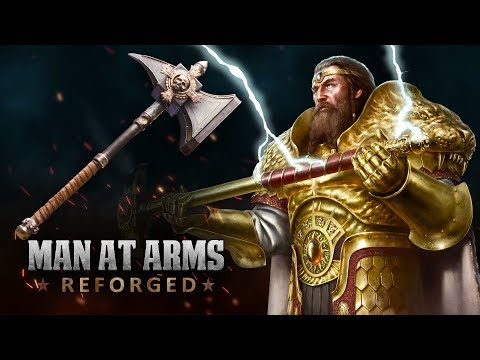 Hammer of Sigmar - Warhammer - MAN AT ARMS: REFORGED