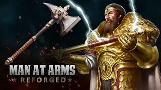 Hammer of Sigmar - Warhammer - MAN AT ARMS: REFORGED