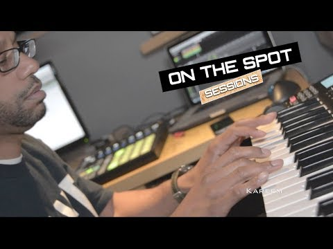 Fast & Furious Producer Makes A Beat ON THE SPOT - Aqua League ft K Gaines x Yung Handsome