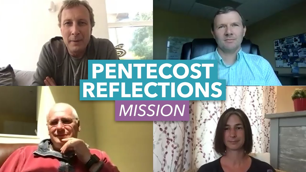 Pentecost Reflections - Mission