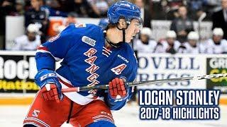 Logan Stanley | 2017-18 Highlights